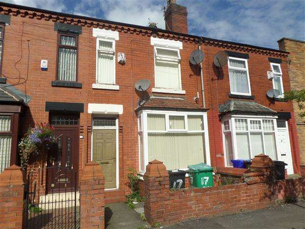 3 Bedrooms Terraced House for sale in Gill Street, Manchester