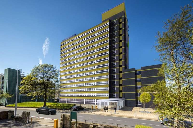 2 Bedrooms Flat for sale in Trinity Road, Bootle, L20
