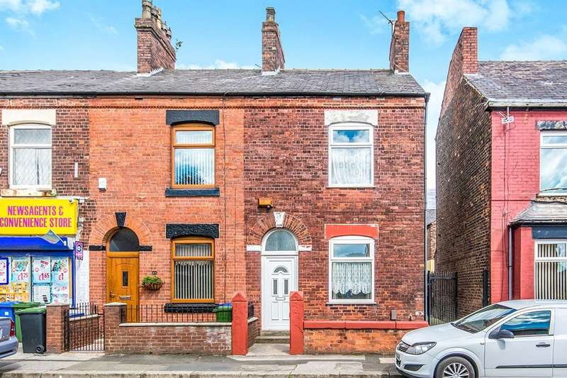 2 Bedrooms Terraced House for sale in Edge Lane, Droylsden, Manchester, M43