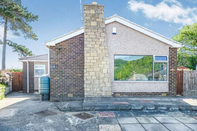 3 Bedrooms Detached Bungalow for sale in Coed Bedw, Abergele, LL22