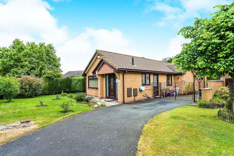 3 Bedrooms Detached Bungalow for sale in Trem Y Mynydd, Abergele, LL22