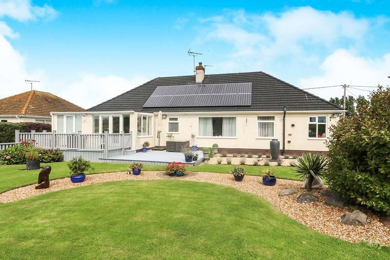 4 Bedrooms Detached Bungalow for sale in Kinmel Way, Towyn, Abergele, LL22