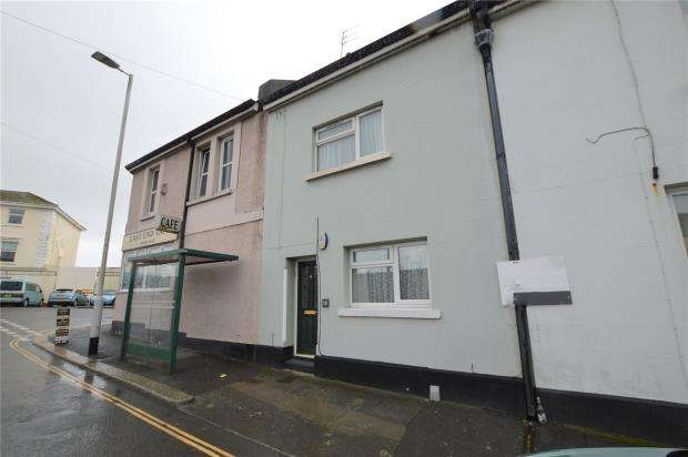 4 Bedrooms Terraced House for sale in Commercial Road, Plymouth, Devon