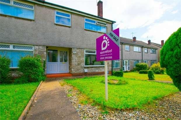 3 Bedrooms Terraced House for sale in 74 Ael Y Bryn, Llanedeyrn, Cardiff