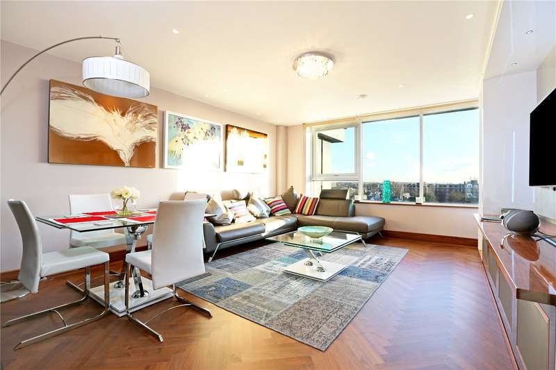2 Bedrooms Flat for sale in Marlborough Road, London, W4