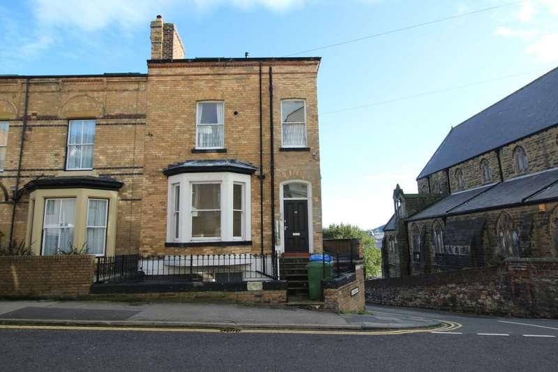 1 Bedroom Flat for sale in Castle Road, Scarborough, YO11