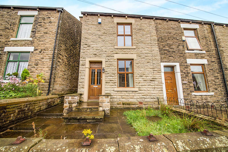 2 Bedrooms Terraced House for sale in Hadfield Road, Hadfield, Glossop, SK13