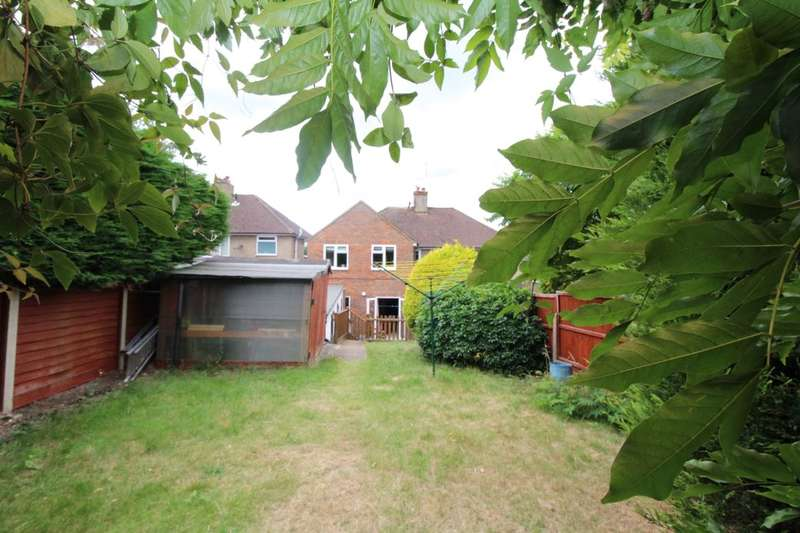 4 Bedrooms Semi Detached House for sale in Corner Hall Avenue, Cornerhall, Hemel Hempstead, HP3