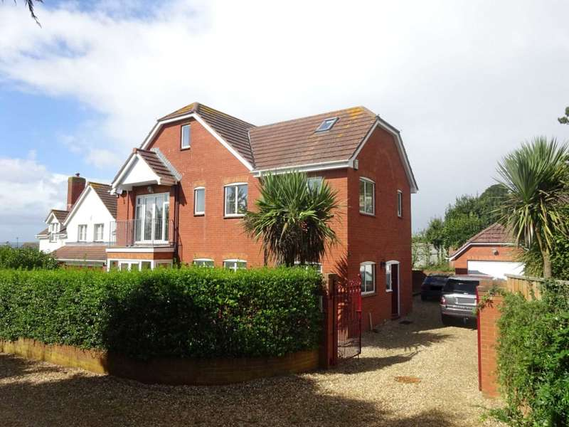 5 Bedrooms Detached House for sale in Pound Close, Exmouth