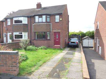 2 Bedrooms Semi Detached House for sale in Witney Road, Stafford