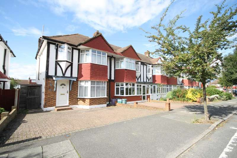 3 Bedrooms End Of Terrace House for sale in Dudley Drive, Morden