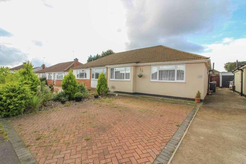 3 Bedrooms Semi Detached Bungalow for sale in Harrow Way, Watford