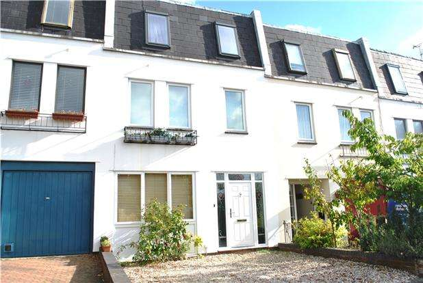 5 Bedrooms Terraced House for sale in St. Stephens Road, Tivoli, GL51 3AD