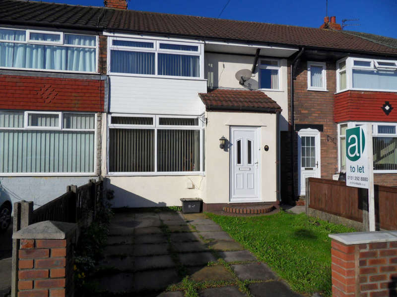3 Bedrooms Terraced House for sale in Chatsworth Road Rainhill L35