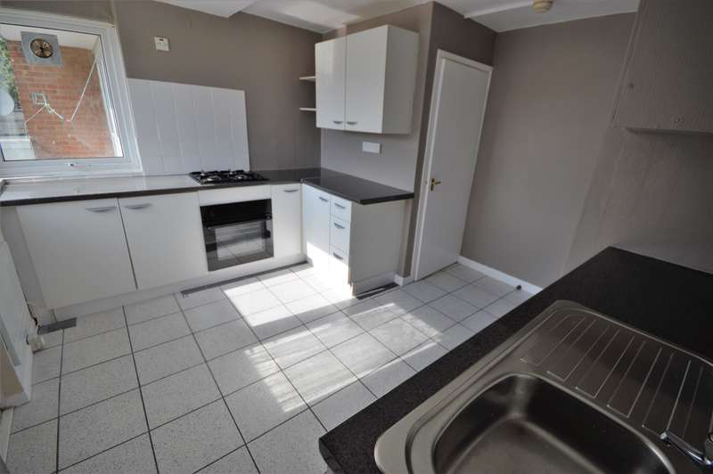 2 Bedrooms Flat for sale in Launceston Road, Wigston, , LE18 2GL
