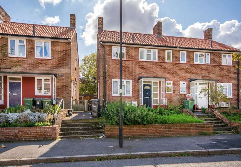1 Bedroom Maisonette Flat for sale in Truslove Road, West Norwood, SE27