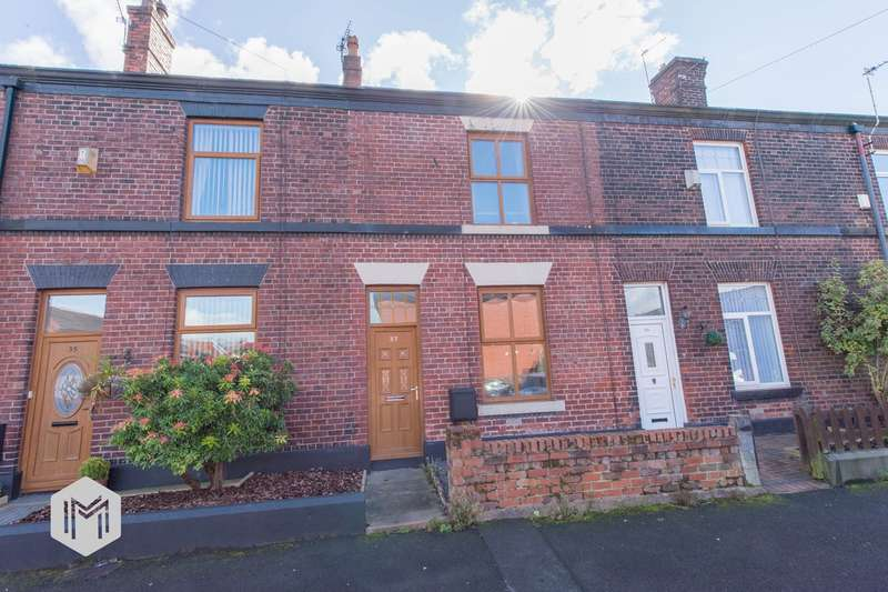 2 Bedrooms Terraced House for sale in New George Street, Bury, BL8