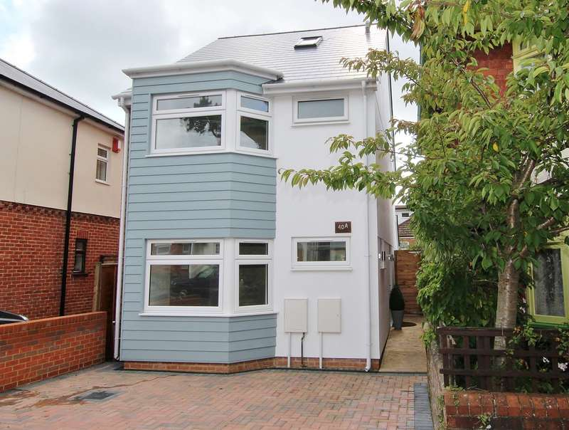 3 Bedrooms Detached House for sale in Palmerston Road, Lower Parkstone, Poole, BH14