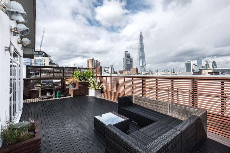 2 Bedrooms Flat for sale in Blue Lion Place, London, SE1