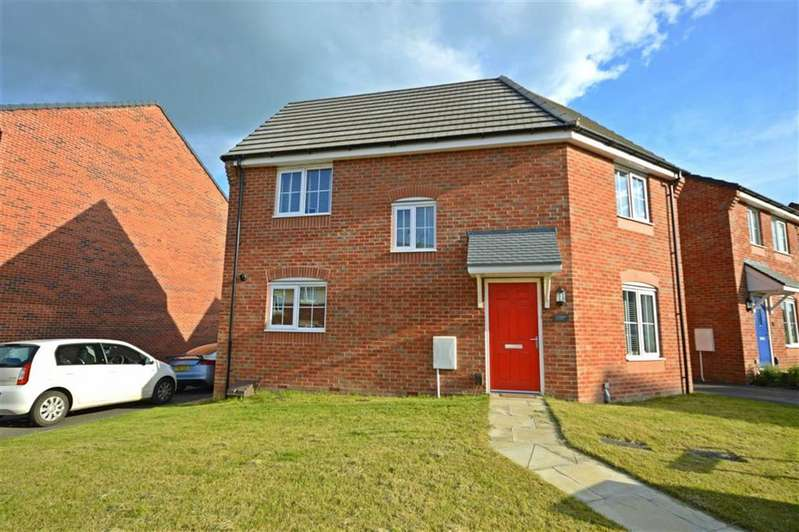 3 Bedrooms Detached House for sale in Pineham