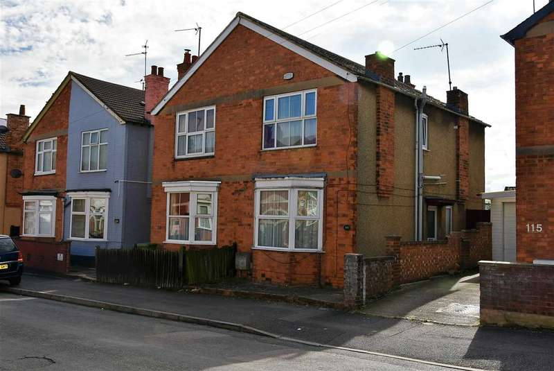 3 Bedrooms Semi Detached House for sale in Melton Road North, Wellingborough, NN8 1PW