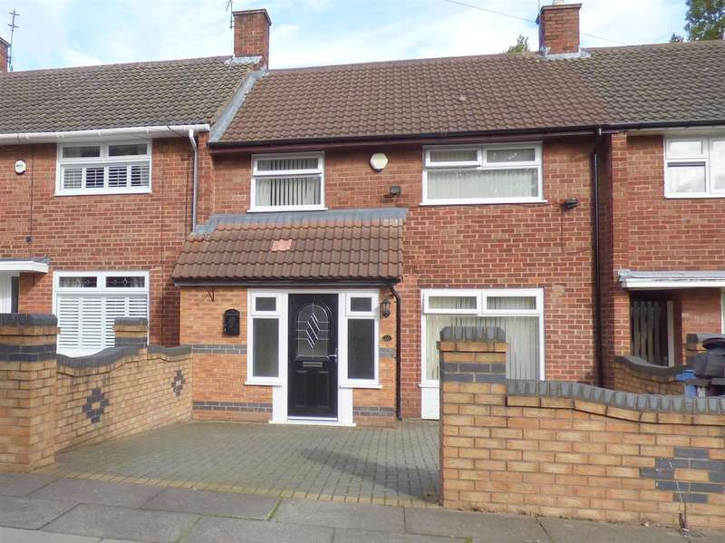 3 Bedrooms Terraced House for sale in Slim Road, Huyton, Liverpool