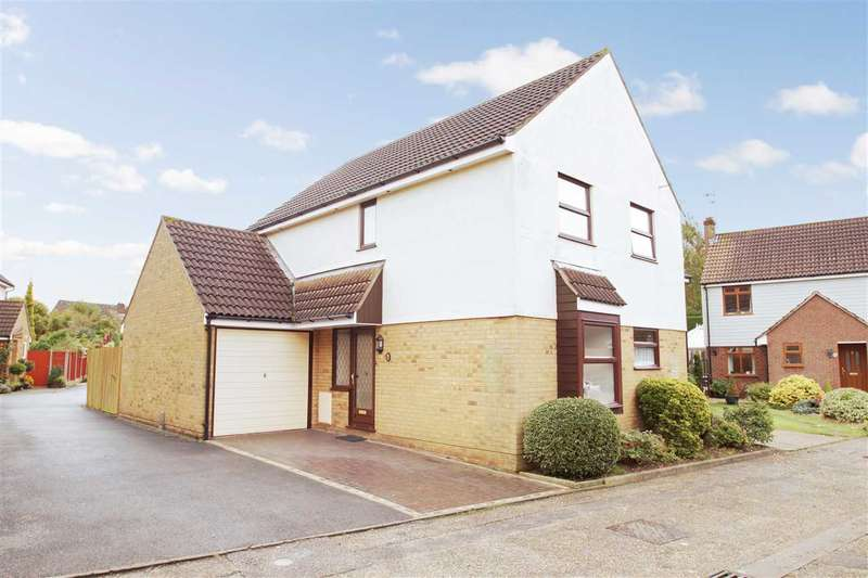 4 Bedrooms Detached House for sale in Bailey Dale, Stanway, Colchester