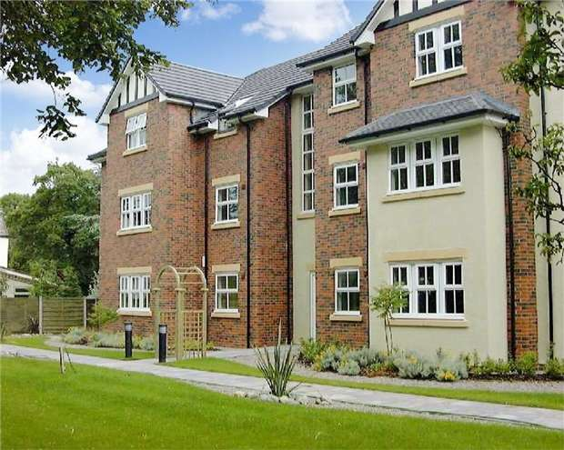 2 Bedrooms Flat for sale in Coppice House, London Road South, Poynton, Stockport, Cheshire