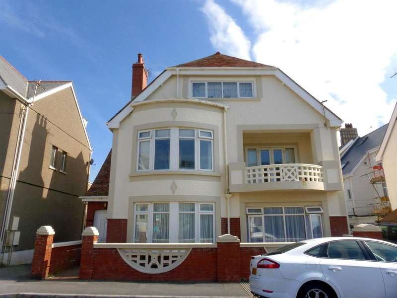 2 Bedrooms Flat for sale in Picton Avenue, Porthcawl