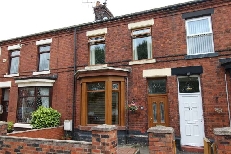 3 Bedrooms Terraced House for sale in Halton View Road, Widnes, WA8