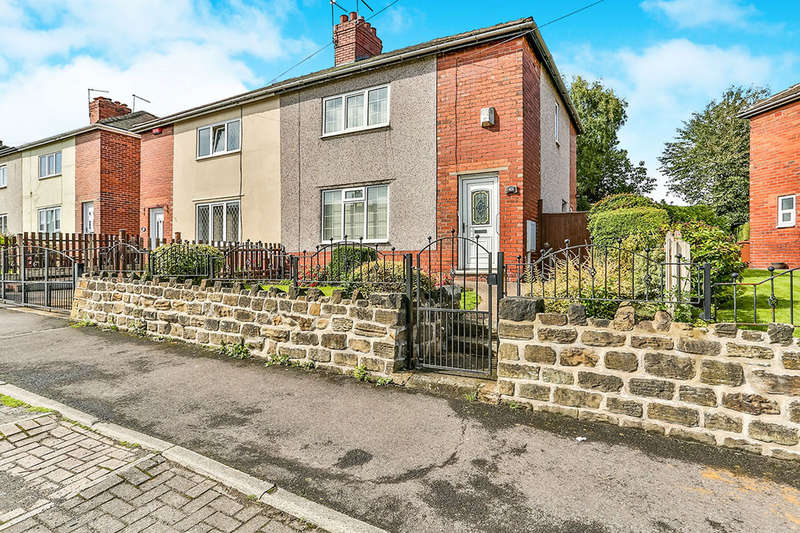 3 Bedrooms Semi Detached House for sale in Redhill Avenue, Barnsley, S70