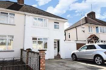 4 Bedrooms Semi Detached House for sale in Hampden Road, Cowley, Oxford, OX4