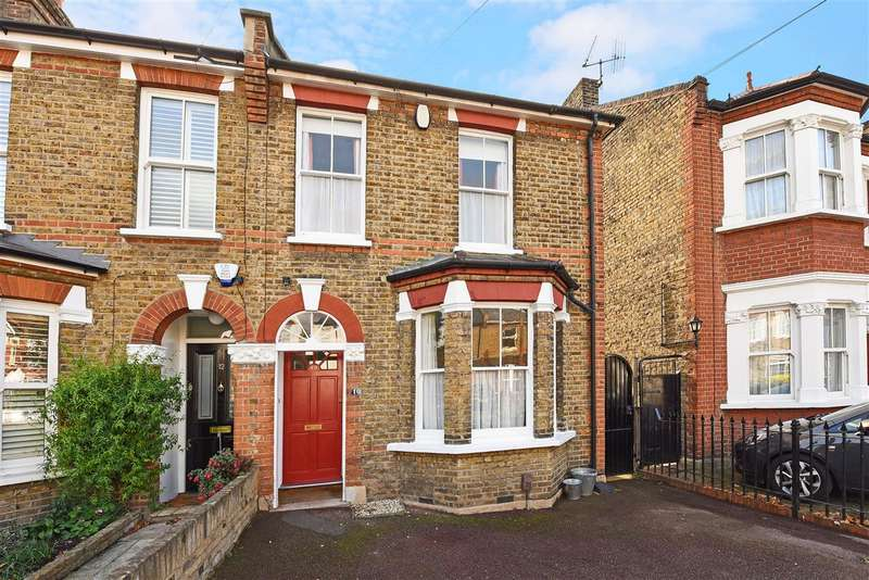 3 Bedrooms Semi Detached House for sale in Fairlawn Road, Wimbledon
