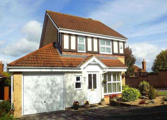 3 Bedrooms Detached House for sale in Hatch Warren, Basingstoke, Hampshire