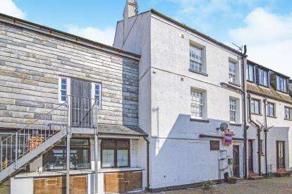 2 Bedrooms Flat for sale in Middle Market Street, Looe, Cornwall