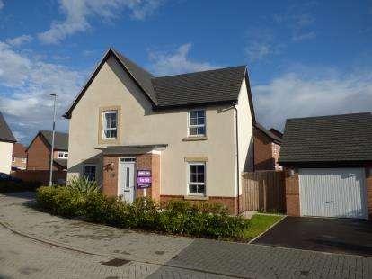 4 Bedrooms Detached House for sale in Sundew Court, Stenson Fields, Derby, Derbyshire