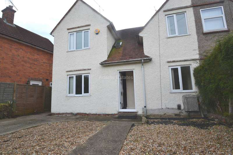 4 Bedrooms Semi Detached House for rent in Sycamore Road, Shinfield