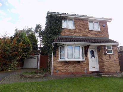 3 Bedrooms Link Detached House for sale in Stableford Close, Harborne, Birmingham, West Midlands