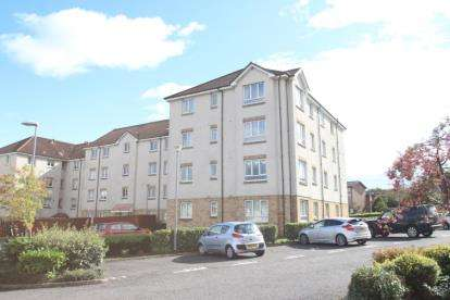2 Bedrooms Flat for sale in Burte Court, Bellshill, North Lanarkshire