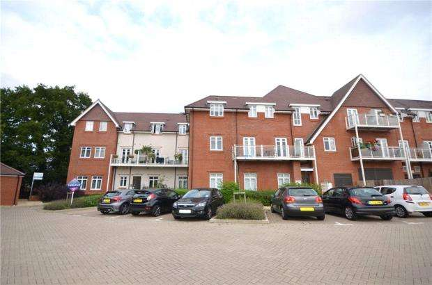 2 Bedrooms Apartment Flat for sale in West Wing, Bramall Place, Jubilee Drive