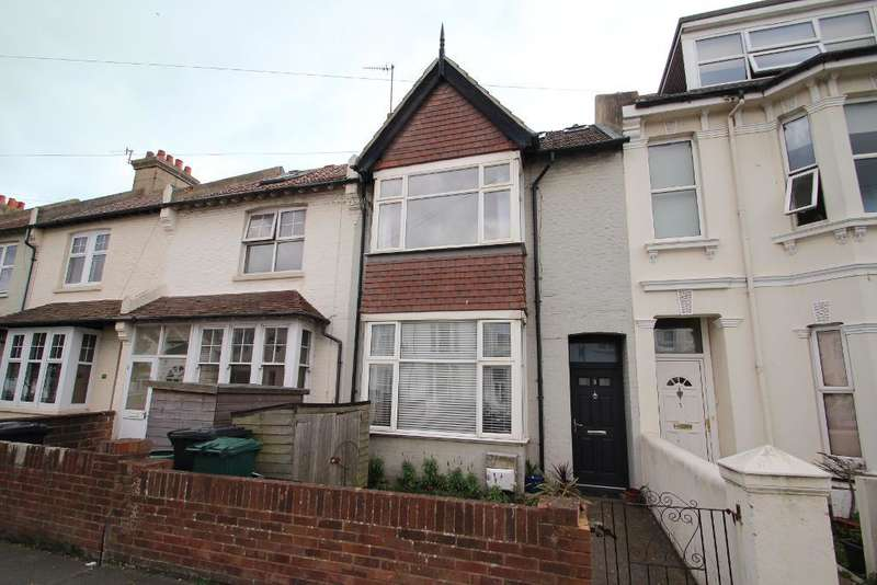 4 Bedrooms Terraced House for sale in Seaford Road, Hove, East Sussex, BN3 4EG