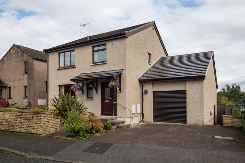 3 Bedrooms Detached House for sale in 22 Michaelson Road, Kendal, Cumbria, LA9 5JQ