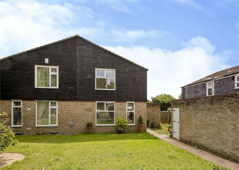 3 Bedrooms Semi Detached House for sale in Coningsby, Bracknell, Berkshire