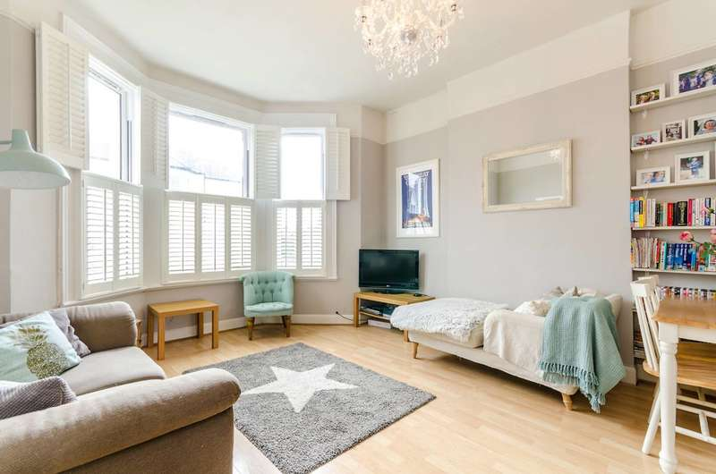 2 Bedrooms Maisonette Flat for sale in Balfour Road, South Norwood, SE25