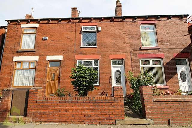 2 Bedrooms Terraced House for sale in Park Road, Westhoughton, Bolton, BL5 3BX