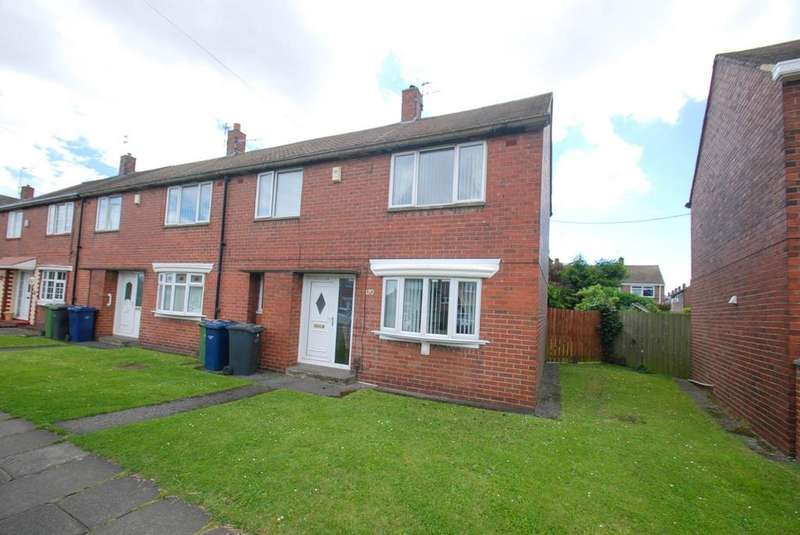 3 Bedrooms Semi Detached House for sale in Perth Avenue, South Shields