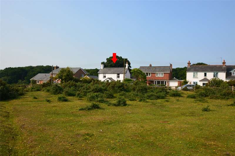 4 Bedrooms Detached House for sale in Back Lane, Sway, Lymington, Hampshire, SO41