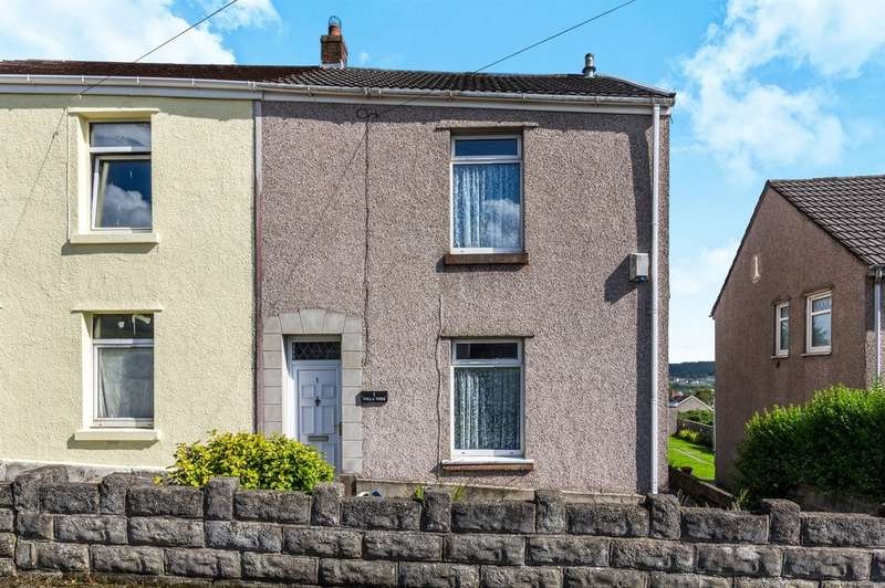3 Bedrooms Semi Detached House for sale in Villa Terrace, Treboeth, Swansea