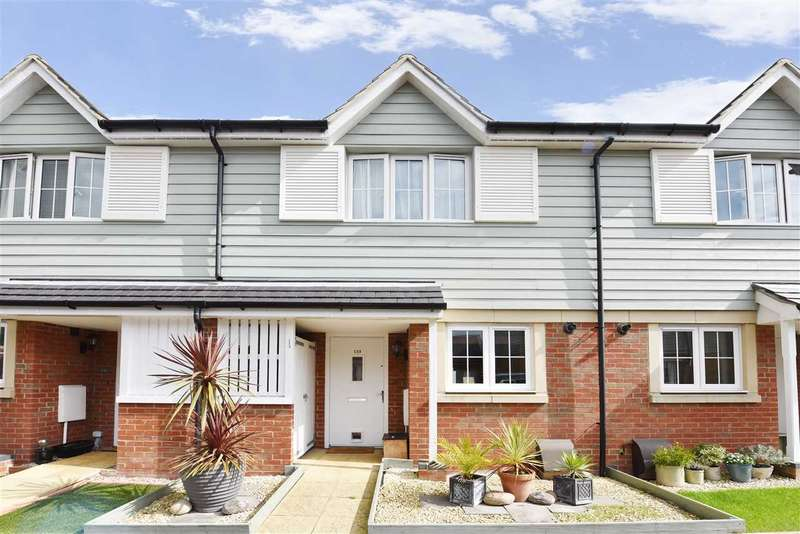 3 Bedrooms Terraced House for sale in BEDFORD DRIVE, TITCHFIELD COMMON