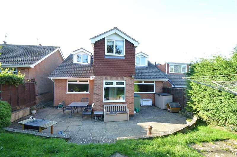 3 Bedrooms Detached House for sale in Lowlands Drive, Keyworth, Nottingham